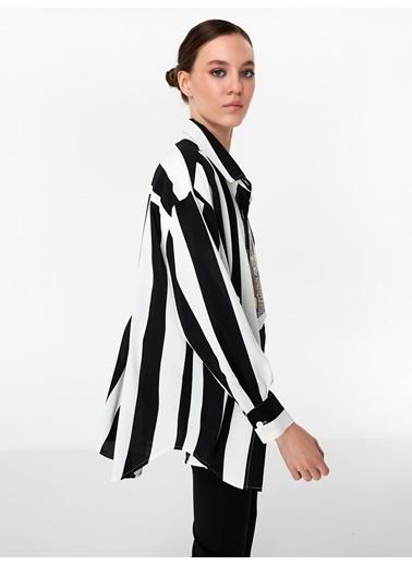 Twist Gömlek Siyah